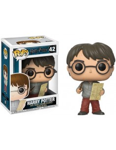 Funko Pop Harry Potter mapa merodeador