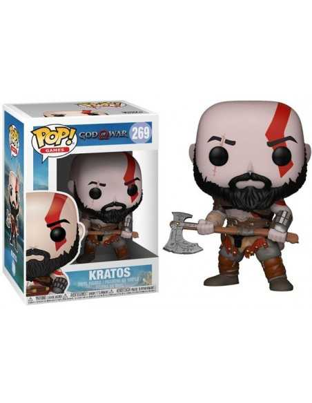 Funko Pop Kratos God Of War 2018