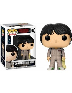 Funko Pop! Mike Ghostbuster