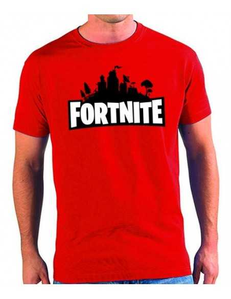Camiseta Fortnite Battle Royale classic