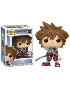 Funko Pop Kingdom Hearts Sora Exclusive edition